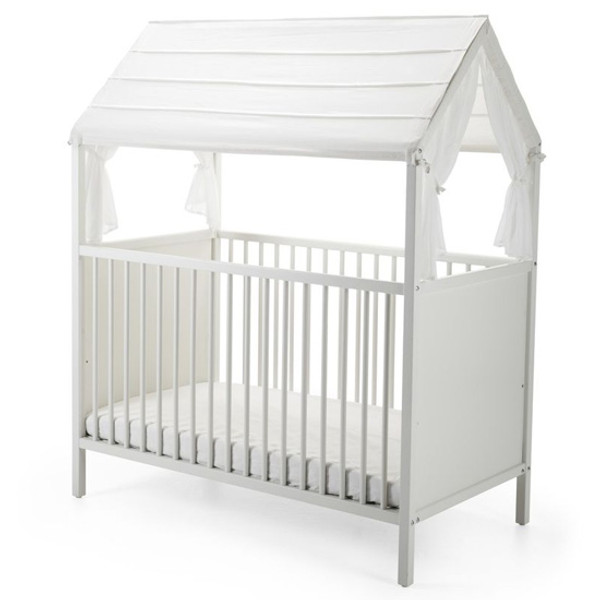 STOKKE Home Bed - White-4