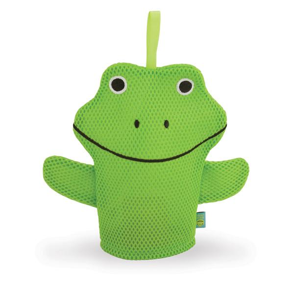 Rich Frog Wacky Wash Mitt - Frog