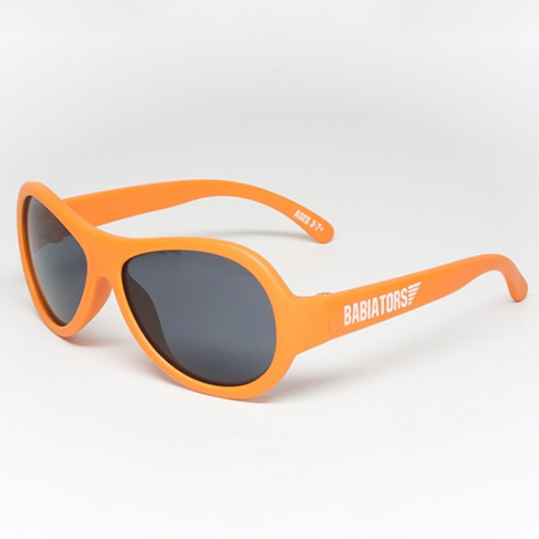 Babiators Baby Sunglass Original Babiators - OMG Orange-1
