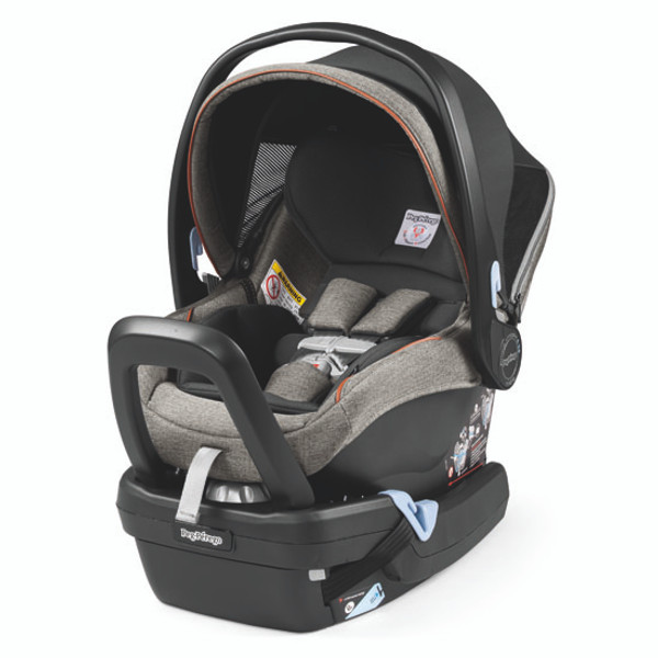 Peg Perego Primo Viaggio 4-35 Nido Infant Car Seat - Agio Grey