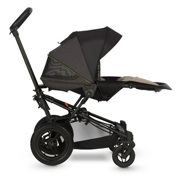 Micralite SmartFold Stroller - Carbon with third position