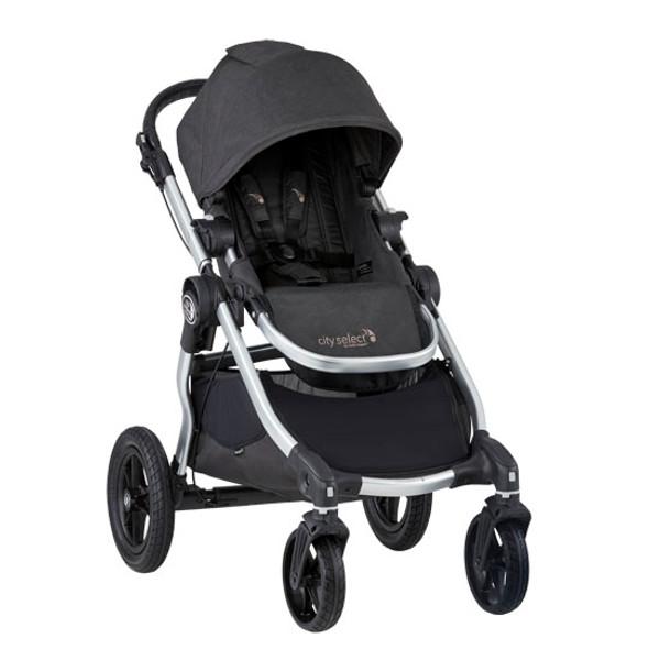 Baby Jogger 2019 City Select Stroller - Jet