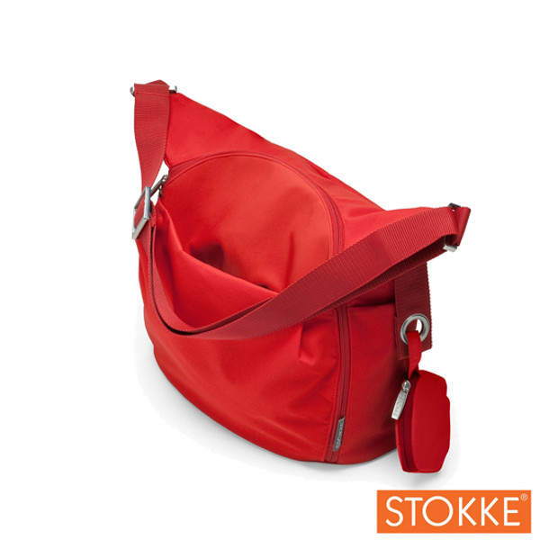 STOKKE Xplory Changing Bag - Red