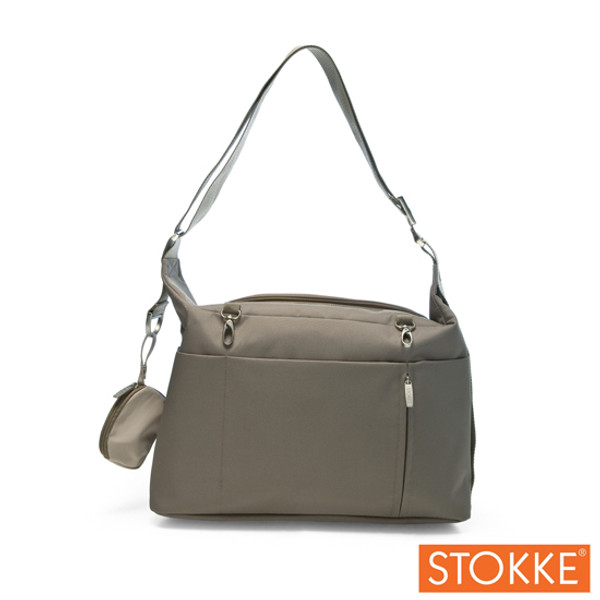 STOKKE Xplory Changing Bag - Red -3