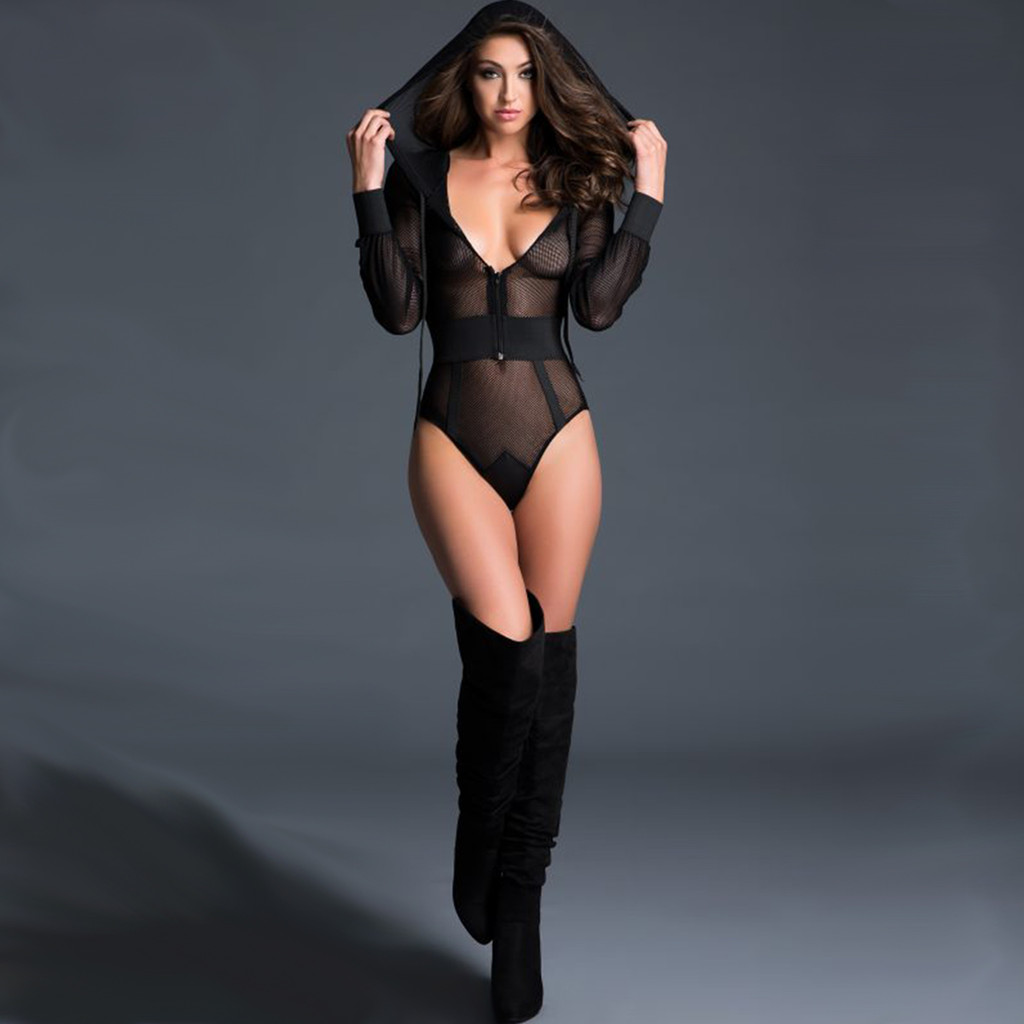 Body Suit would Look Great with a Pair of Skinny Black Jeans!