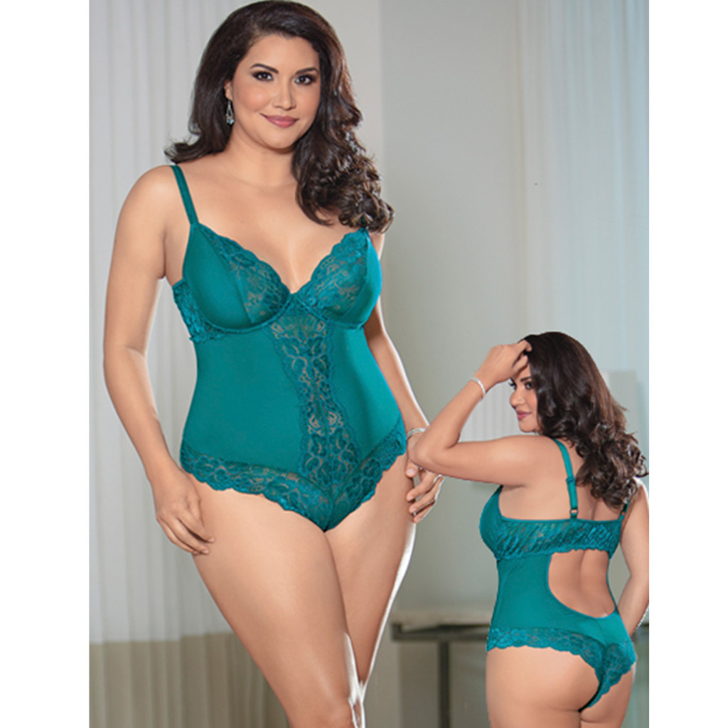 Queen Size Teddy in Teal