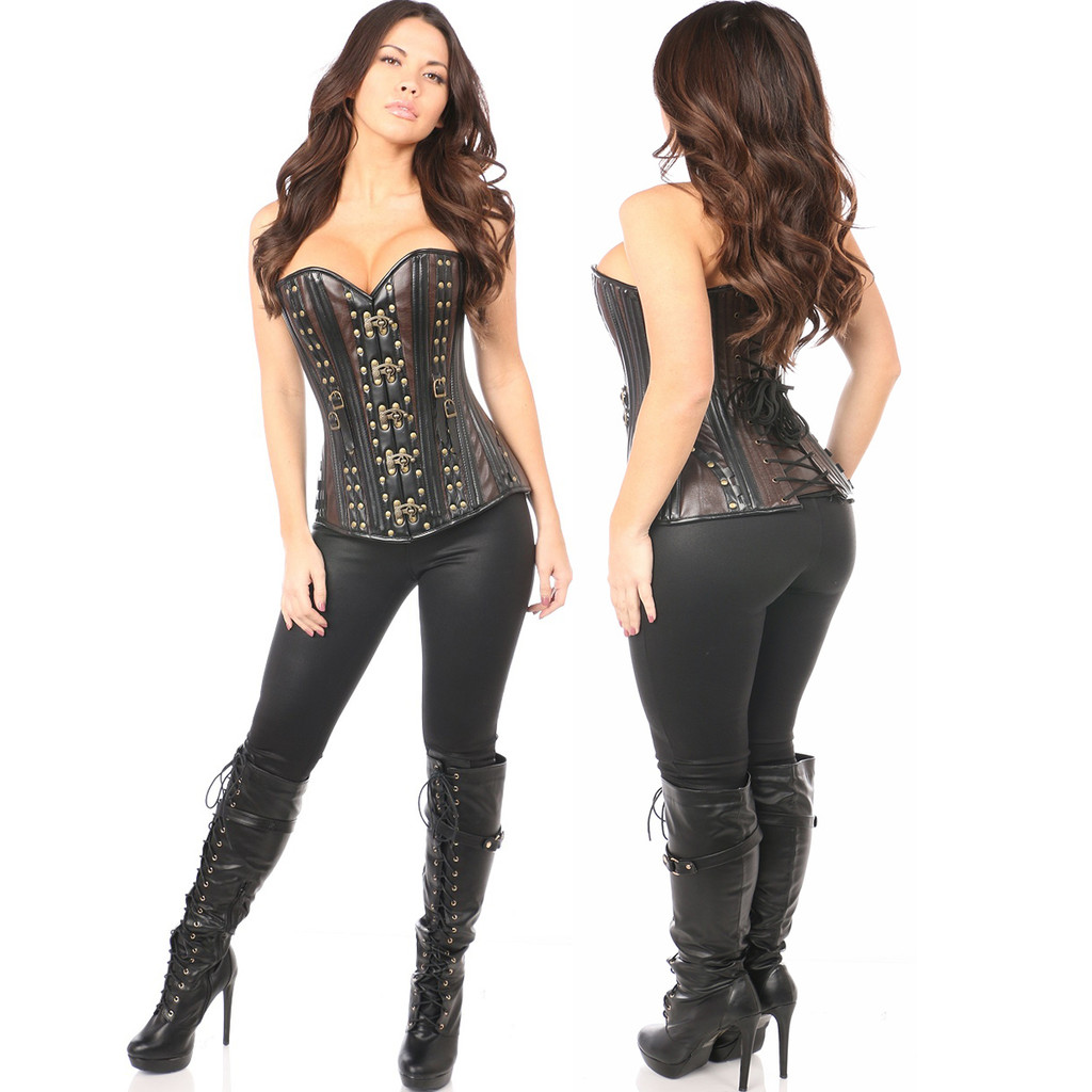 Great Corset to wear with your favorite jeans or pants!