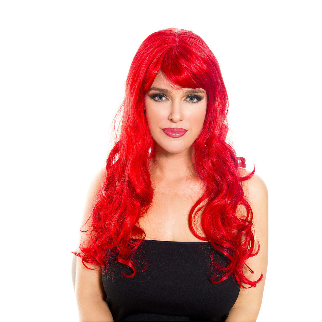 Costume Wig - Red