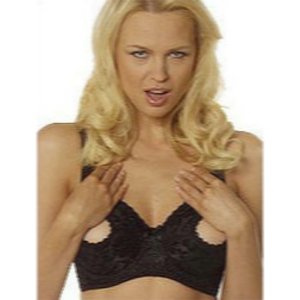 389 Bra in Black