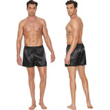 Charmeuse Satin Unisex Boxer Shorts