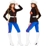 Sexy Marine Corporal w Sailor Hat  - © 2016 Roma Costumes, Inc.