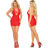 Mini Dress available in sizes S - 3X - PLUS SIZES