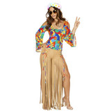 2 Pc. Hippie Princess Costume