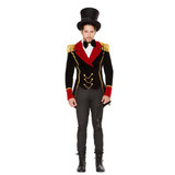 3 Pc. Mens Ringmaster Costume