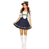 3 Pc. Bavarian Beauty Costume