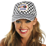 Racing Checked Hat