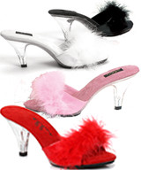 Slipper comes in 4 Colors and up to size 16