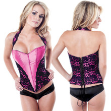 Corset - Front & Back