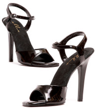 "5"" Stiletto Heel Shoe w Open Toe & Heel - JULIET"