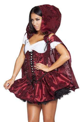 Lil' Red Riding Hood - Front -  © 2016 Roma Costumes, Inc.