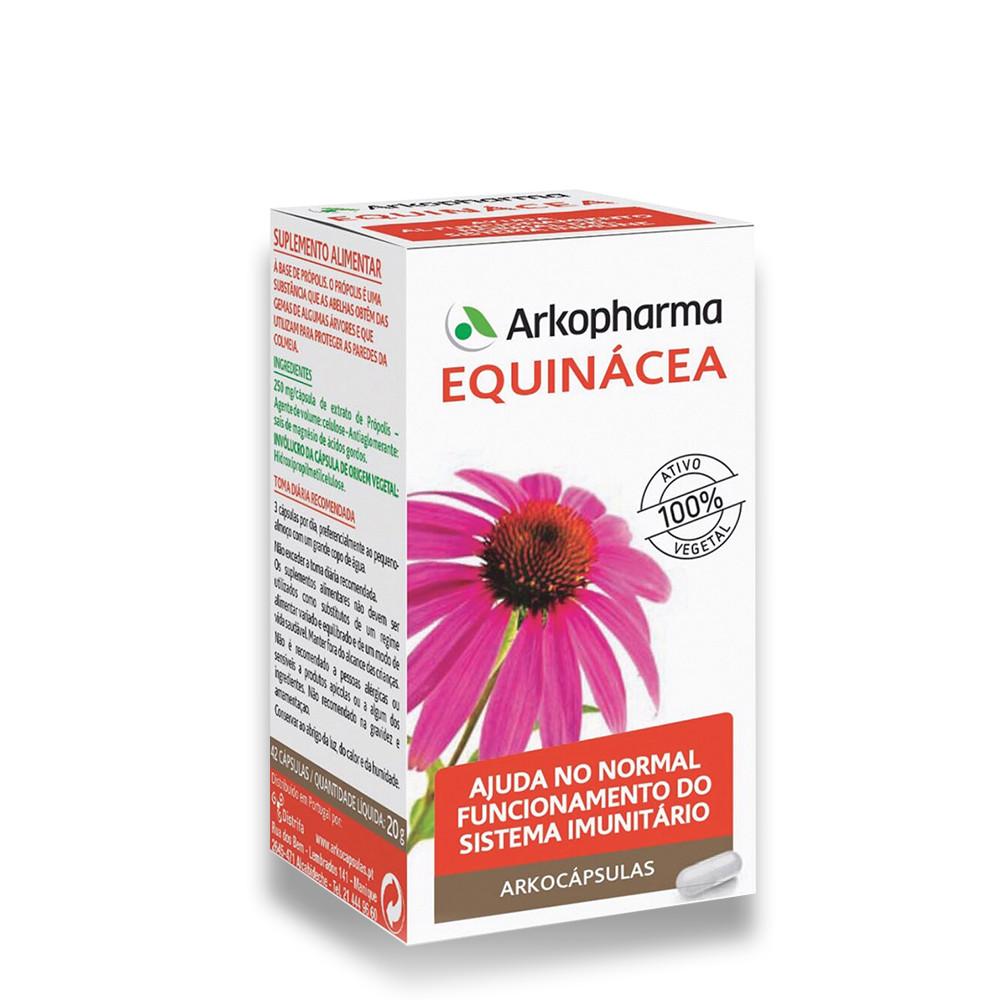Arkopharma Arkocápsulas Equinácea 45 cáps