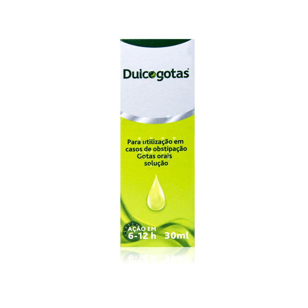 Dulcogotas Gotas Solução Oral 30 ml