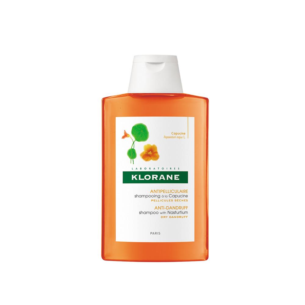 Klorane Champô Anticaspa Seca com Extrato de Capuchinha 200 ml