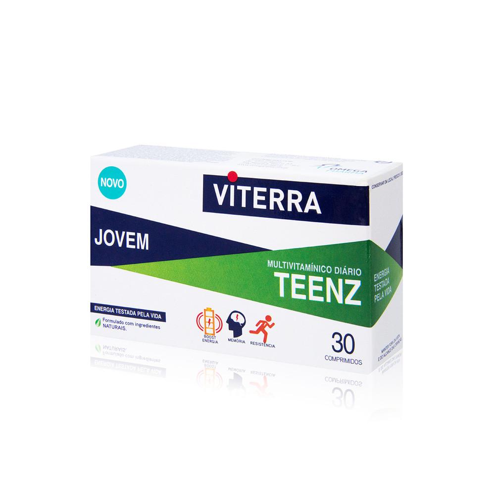 Viterra Jovem Teenz 30 comp