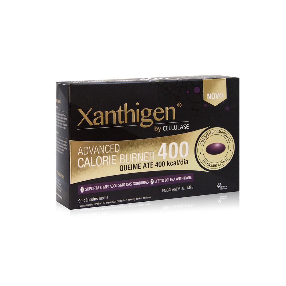 Xanthigen Advanced Calorie Burner 90 cáps