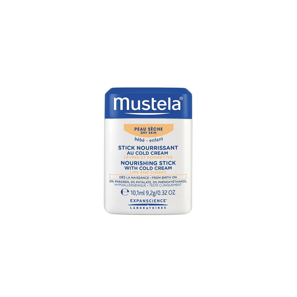 Mustela Hydra-Stick com Cold Cream Nutri-Protetor Pele Seca