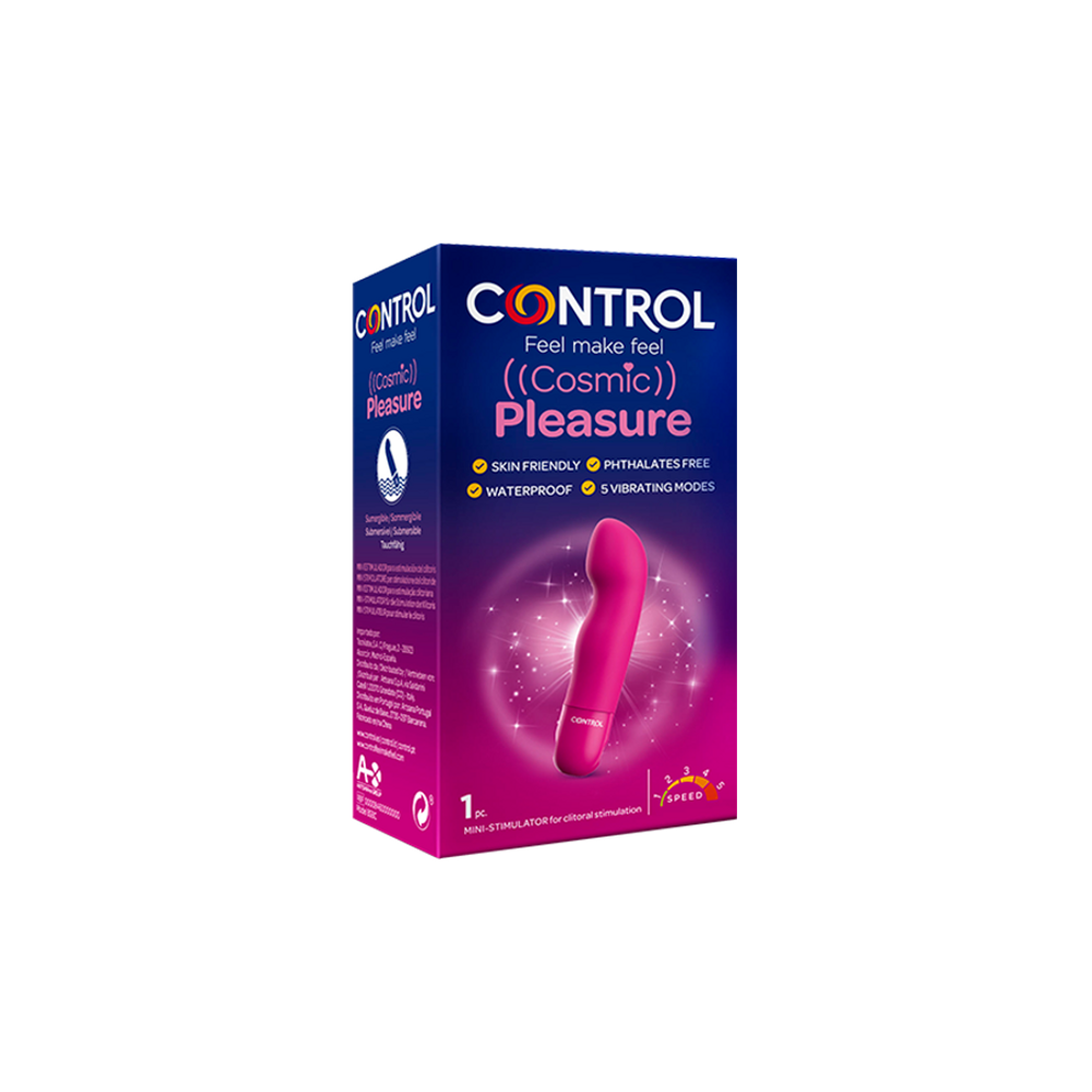 Control Toys Cosmic Pleasure Estimulador