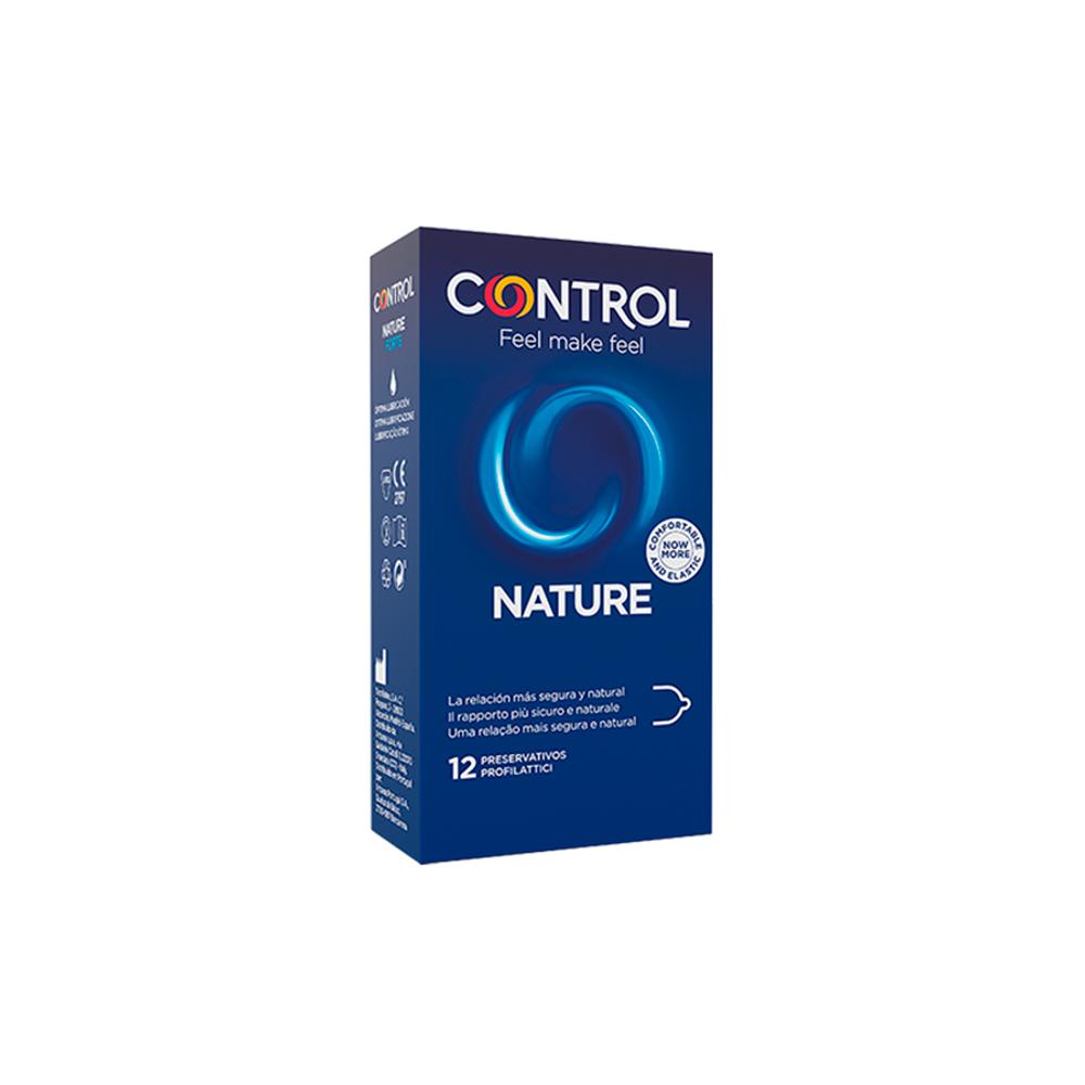 Control Originals Nature Preservativos