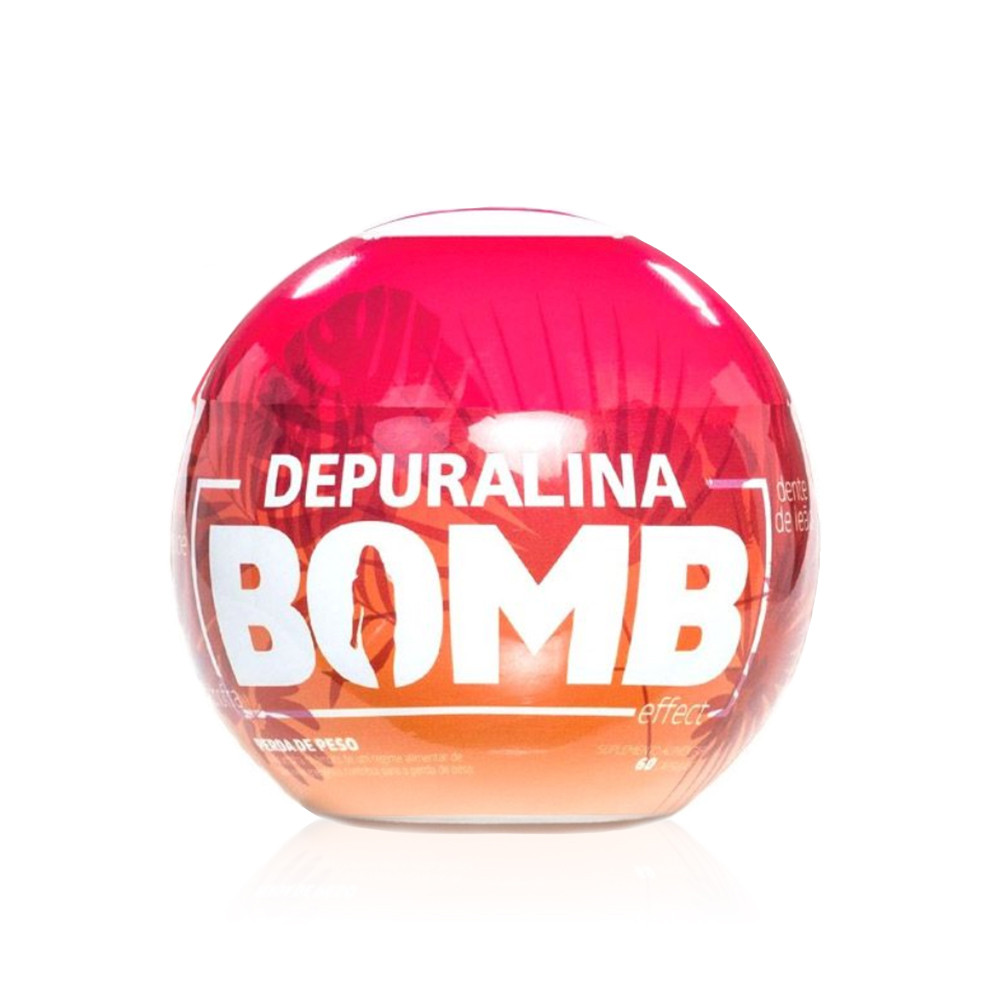 Depuralina Bomb Effects 60 cáps