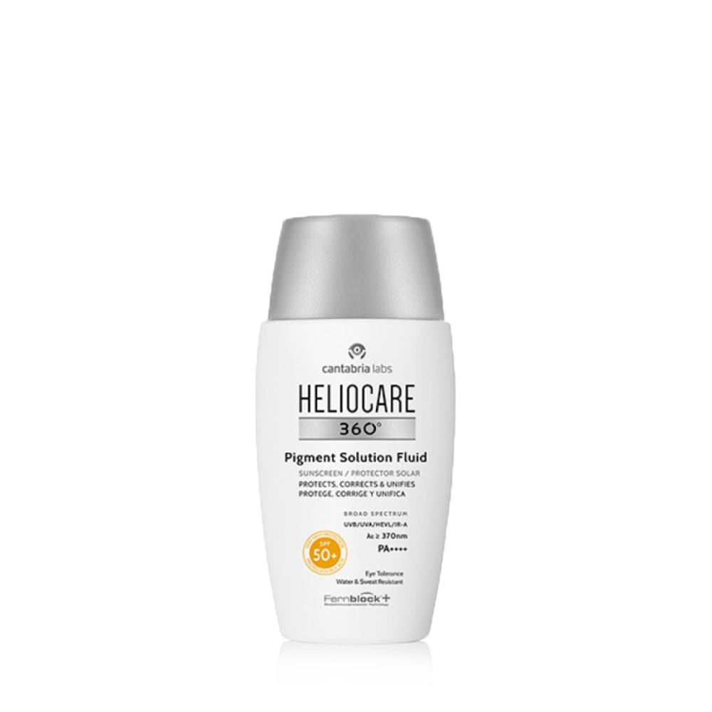 Heliocare 360º Pigment Solution Fluid SPF50+ Fluido Solar 50ml