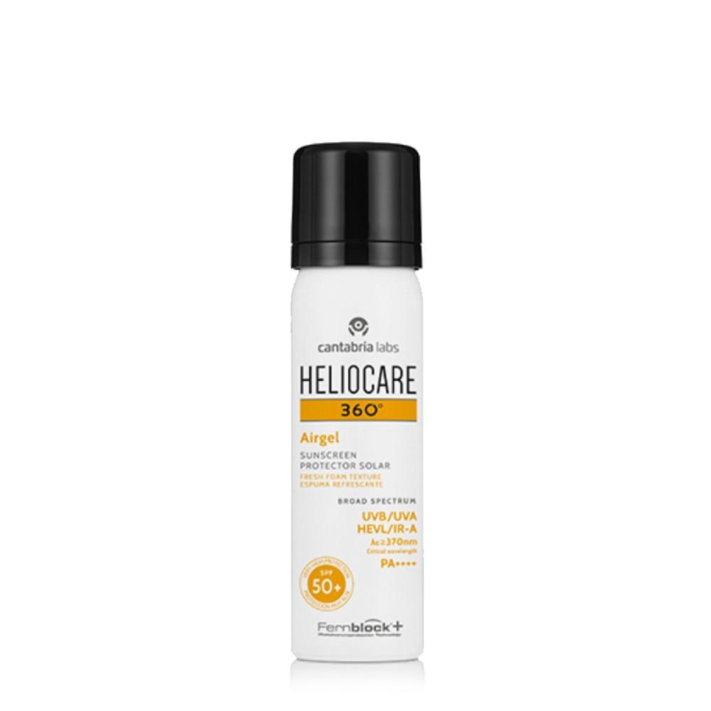 Heliocare 360º Airgel SPF 50+ Gel Solar Spray 60ml