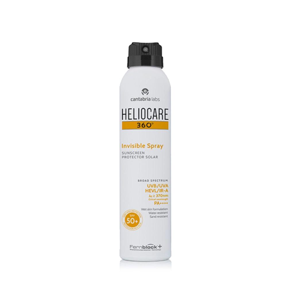Heliocare 360º Invisible Spray SPF50+ Bruma Solar 200 ml