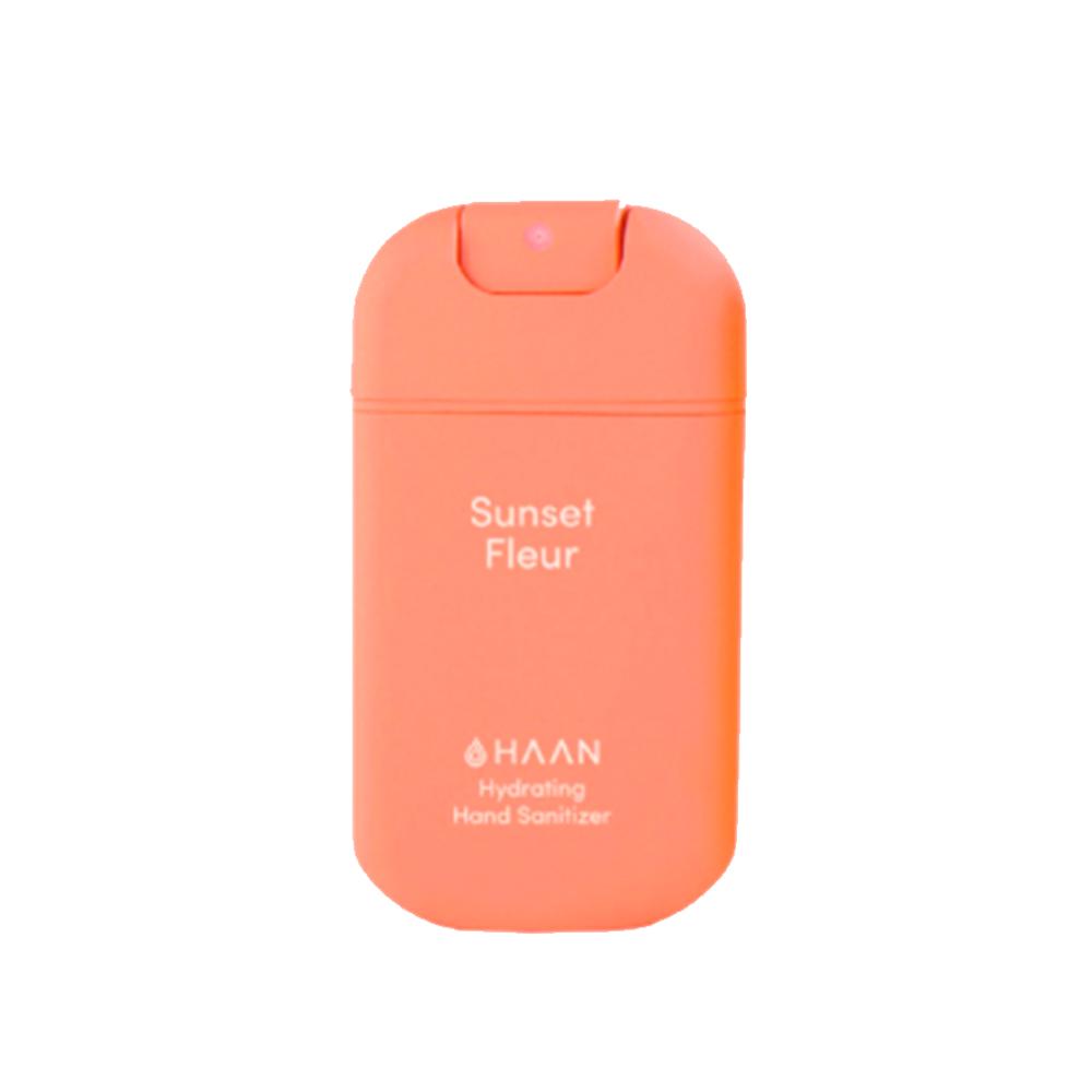 Haan Loção Higienizante de Mãos Recarregável Sunset Fleur 30 ml