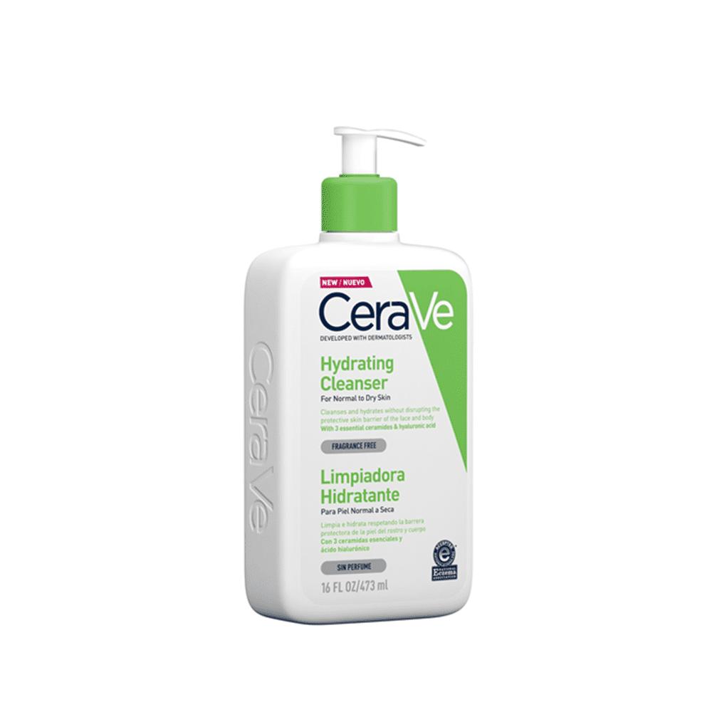 CeraVê Creme de Limpeza Hidratante 473 ml