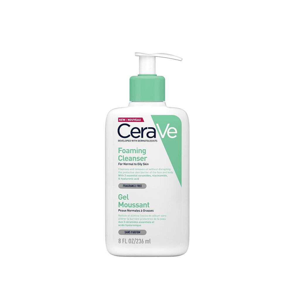CeraVe Gel Espuma de Limpeza 236 ml