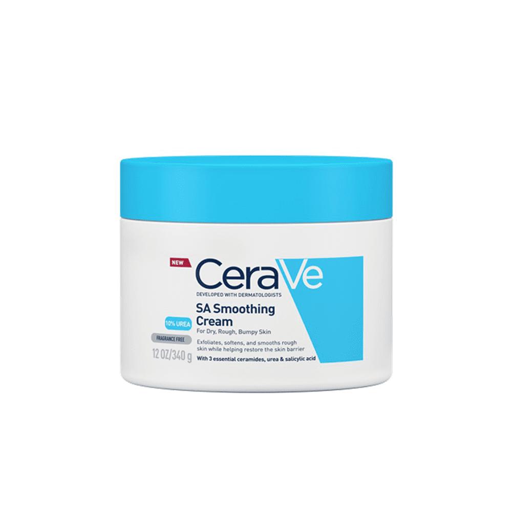 CeraVe SA Creme Alisador Antirrugosidades com 10% de Ureia 340 ml