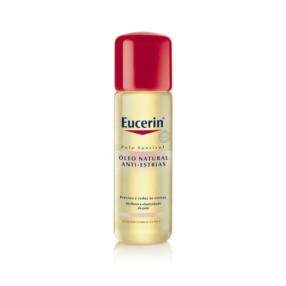 Eucerin Natural Óleo Anti-Estrias 125 ml