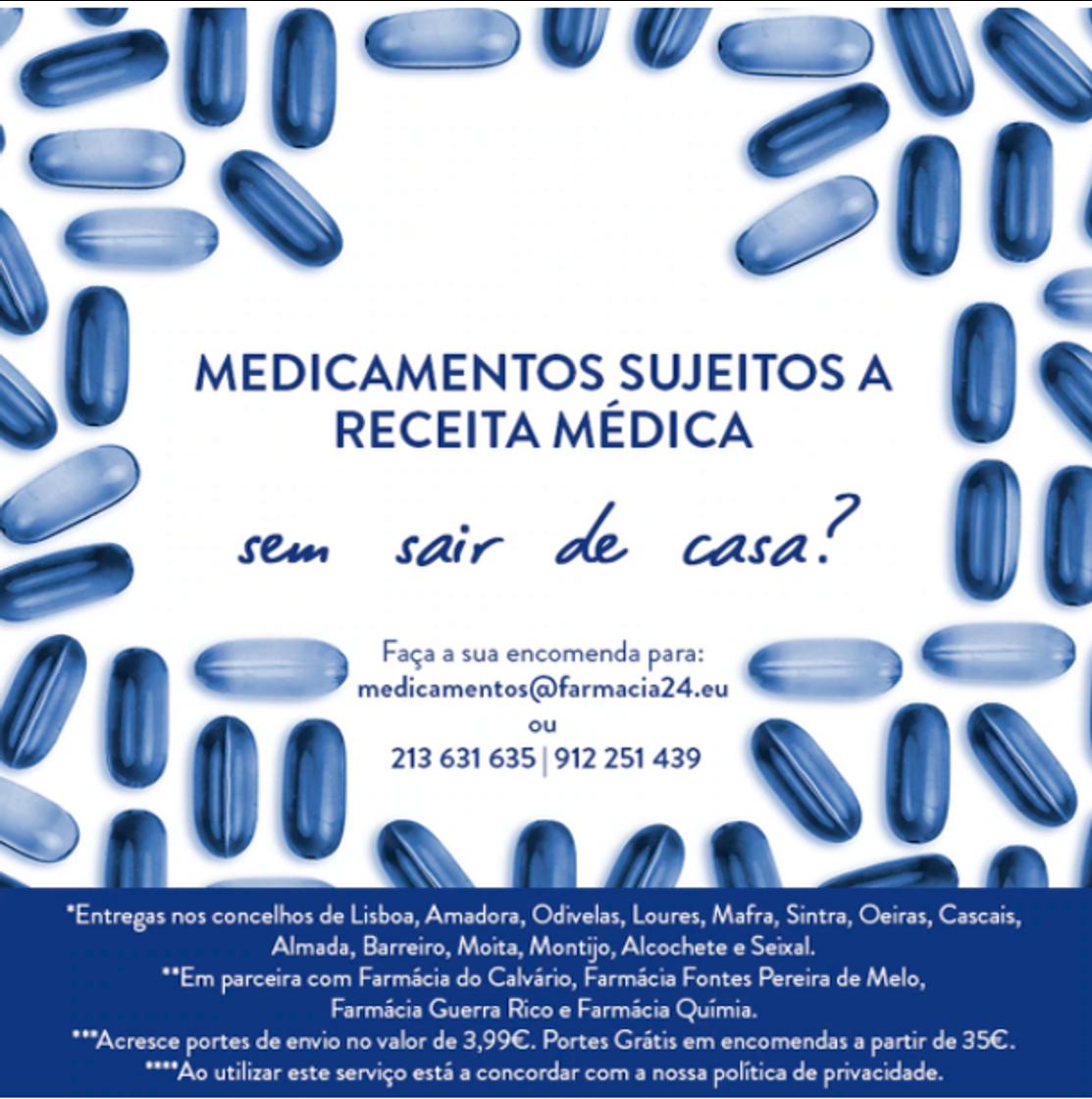 Medicamentos - Receita Médica
