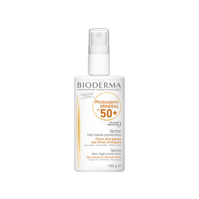 Bioderma Photoderm Mineral SPF50+ Spray 100 gr