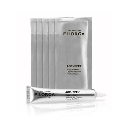 Filorga Age-Peel Kit de Peeling 5 Toalhetes 5x3,5 ml + 20 ml