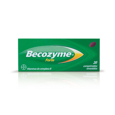 Becozyme Forte 20 comp