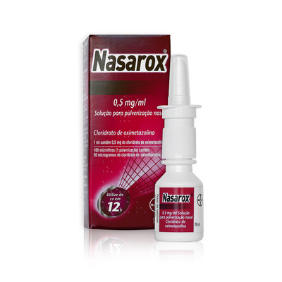 Nasarox Spray Nasal 15 ml