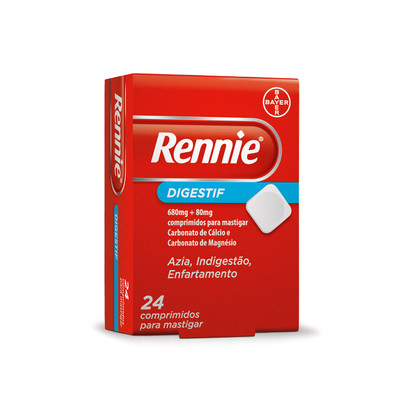 Rennie Digestif 24 Comp