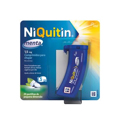 Niquitin Menta 1,5 mg - 20 Comprimidos