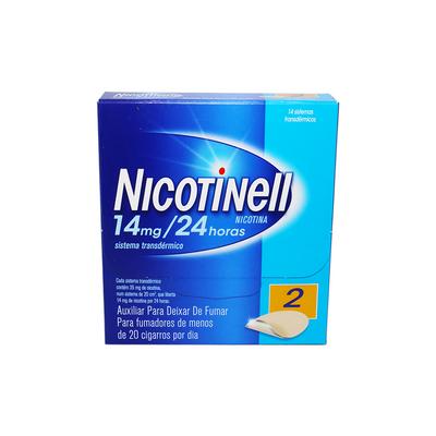 Nicotinell 14 Adesivos