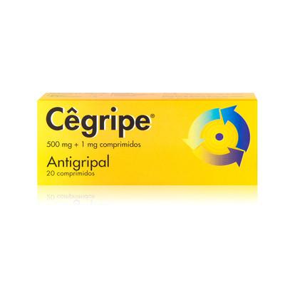 Cêgripe 20 comp